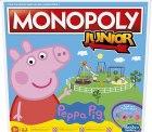 Monopoly Junior: Peppa Pig Edition für 13,58€ (PRIME) statt PVG  laut Idealo 16,58€ @amazon