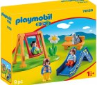 PLAYMOBIL 70130 1.2.3 Kinderspielplatz für 10,95€ (PRIME) statt PVG  laut Idealo 15,33€ @amazon