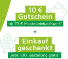 Voelkner: 10 Euro Rabatt mit Gutschein ab 79 Euro MBW + jede 100. Bestellung gratis