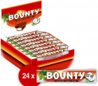 Amazon: 24 x 57 g Bounty Zartherb Riegel ab nur 10,37 Euro statt 14,39 Euro bei Idealo