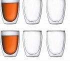 Amazon: Bodum Pavina 6-teiliges doppelwandige Gläser-Set für nur 37,99 Euro statt 53,13 Euro bei Idealo