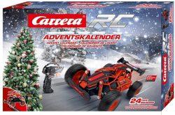 Amazon: Carrera RC Adventskalender für nur 25,99 Euro statt 35,98 Euro bei Idealo