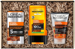 Amazon: LOréal Men Expert Geschenkset für Männer für nur 9,56 Euro statt 13,40 Euro bei Idealo