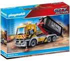 Amazon und Kaufland: PLAYMOBIL City Action 70444 LKW mit Wechselaufbau für nur 30 Euro statt 45,31 Euro bei Idealo
