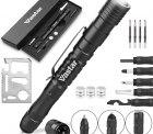 Amazon: Vastar Tactical Pen Multifunktions Taktischer Kugelschreiber...