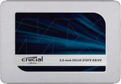 Crucial MX500 2.5 Zoll 500GB interne SSD Festplatte für 49,99 € (55,86 € Idealo) @Amazon