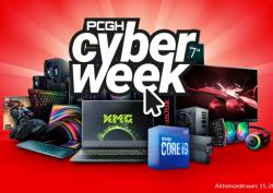 Cyber-Week mit bis zu 30% Rabatt auf Technik @Alternate z.B.  HP Slim Desktop S01-aF0600ng PC-System mit Windows 10 für 299 € (392 € Idealo)