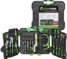 Ebay: STARKMANN Blackline Premium 110 tlg. Werkzeugkoffer für nur 49,99 Euro statt 64,94 Euro bei Idealo