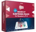 FRANZIS: Franzis Maker Kit Elektronik-Praxis für Raspberry Pi 4 für nur 15 Euro statt 24,94 Euro bei Idealo