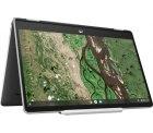 HP Chromebook x360 14 Zoll FHD 2in1 Touch N6000 8GB/128GB eMMC ChromeOS für 399 € (457 € Idealo) @Cyberport