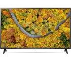 LG 55UP75009LF 139 cm/55 Zoll 4K Ultra HD HDR10 Pro Triple Tuner Smart-TV mit Sprachassistenten für 449 € (548,99 € Idealo) @Amazon
