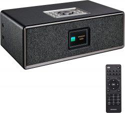MEDION Life P85700 Internetradio, DAB+, UKW, Bluetooth All in One Audio System für 89,99 € (129,95 € Idealo) @Amazon
