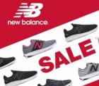 New Balance: Bis zu 50% Rabatt im Sale + 20% Extrarabatt mit Gutschein ohne MBW