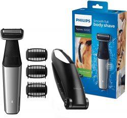 Philips Bodygroom Series 5000 mit Aufsatz  für 33,59€ statt PVG  laut Idealo 40,04€ @amazon