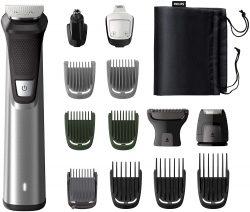 Philips MG7745/15 Multigroom Series 7000 inkl. 14 Aufsätze für Gesicht, Haare und Körper für 53,69 € (67,17 € Idealo) @Amazon