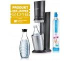 SodaStream Crystal 2.0 Wassersprudler mit CO2-Zylinder und 2x Glaskaraffen für 89,99 € (111,95 € Idealo) @Amazon