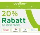 Voelkner: 20% Rabatt auf Werkzeugmarken mit Gutschein ohne MBW wie z.B. TOOLCRAFT HT02183 820952 Bit-Set 75teilig für nur 27,99 Euro statt 44 Euro bei...